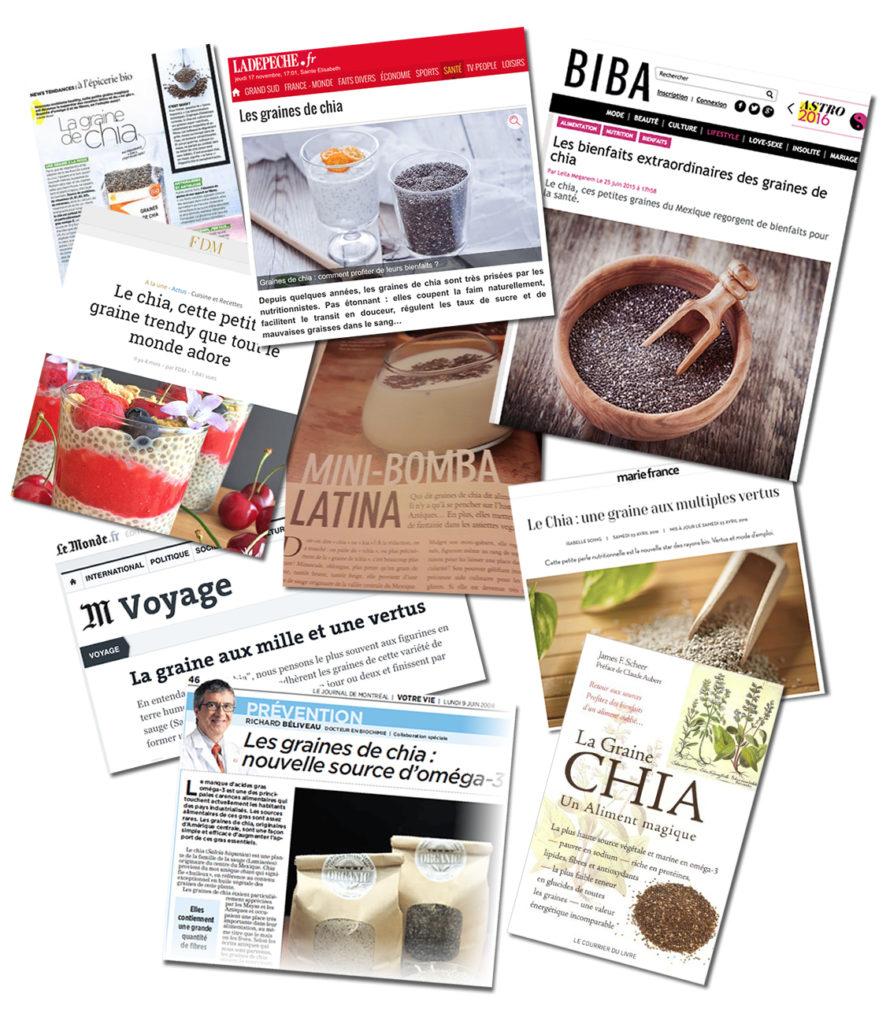 revue de presse de chia